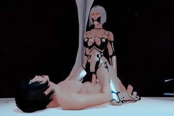 Virtuális szex - galaktikus baszás